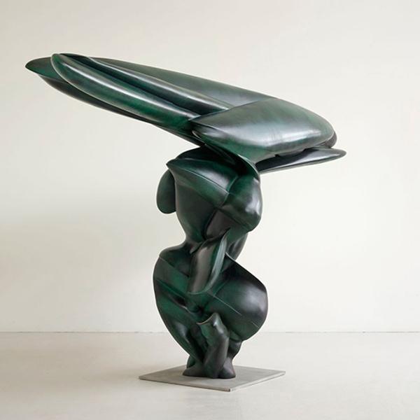 Выставка Тони Крэгга в Государственном Эрмитаже