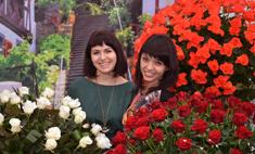 Выставка цветов в Калуге: 50 оттенков красного!
