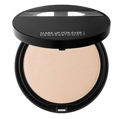 Make Up For Ever, Мерцающая компактная пудра Compact Shine