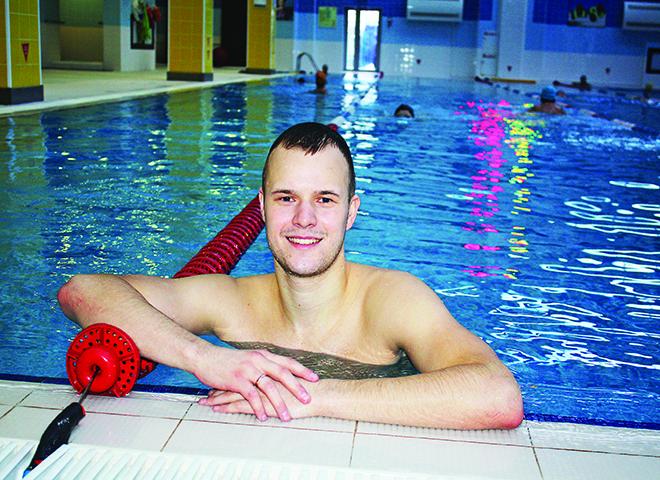 Самые сексуальные тренеры по плаванью