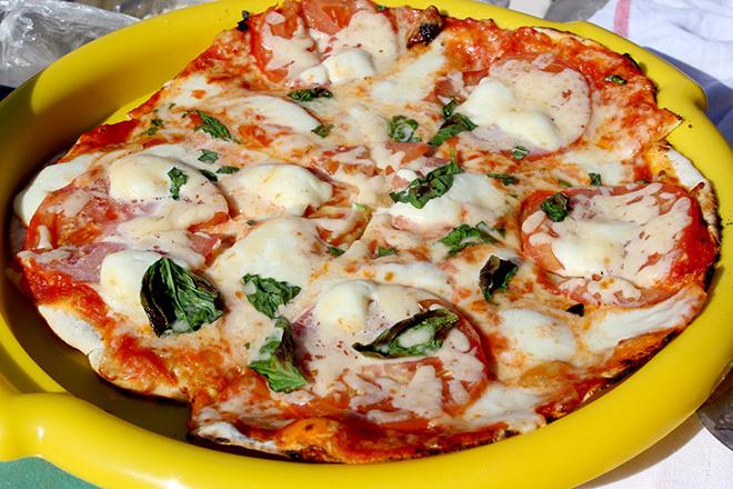 как сделать пиццу