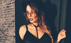 Алена Водонаева примерила белье в стиле БДСМ