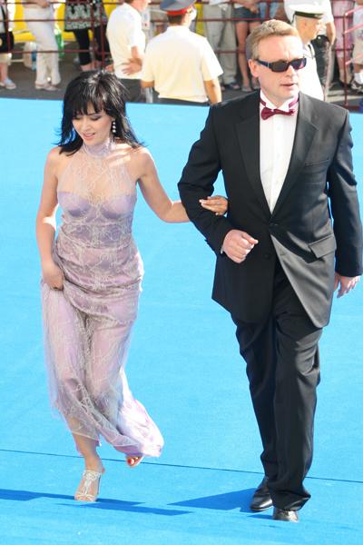 Анастасия Заворотнюк и Сергей Жигунов, 2007 год