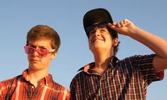 Дешевые солнечные очки опасны для зрения