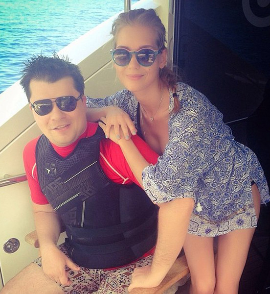 Харламов Гарик и Кристина Асмус