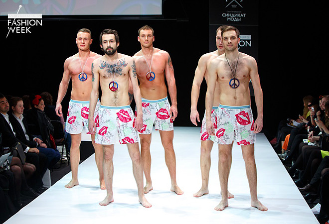 BUKHINNIK на St. Petersburg Fashion Week