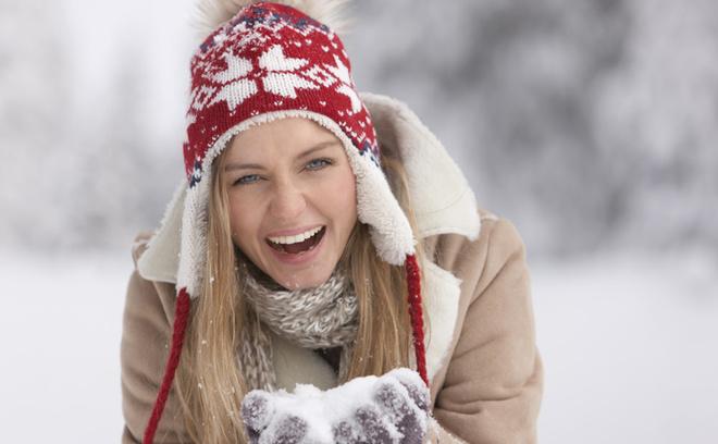 Зимние косметически средства