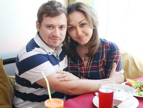 Андрей Гайдулян и Диана
