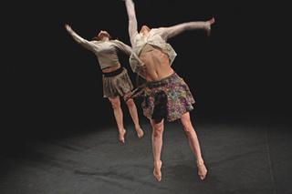 Камерный балет «Пантера» (Казань) Хореограф Лотта Сай (Дания)
