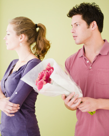 Как попросить прощения у девушки