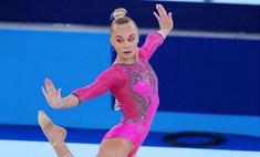 ангелина мельникова стала чемпионкой мира спортивной гимнастике любуемся