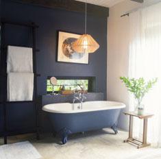 15 крутых идей интерьера небольшой ванной комнаты