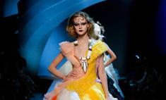 Первый показ Dior без Джона Гальяно