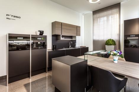 Poggenpohl совместно с Porsche Design Studio выпустили новую кухню | галерея [1] фото [11]