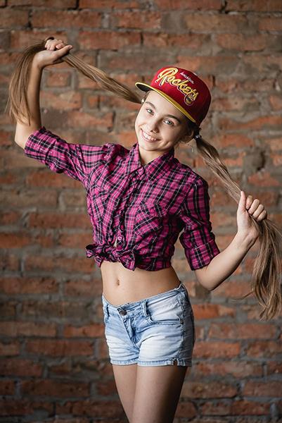 Юлия Климова самые красивые девочки модели