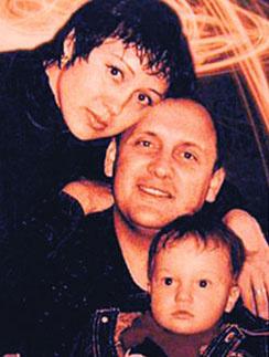 Стас Михайлов с бывшей семьей