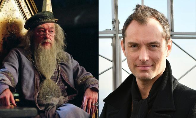 Новым Альбусом Дамблдором в«Фантастических тварях-2» будет артист Джуд Лоу