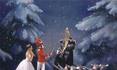 Новогодний Сургут: елки и ледовое шоу звезд