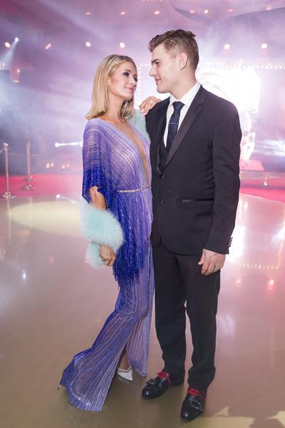 Свадьба Пэрис Хилтон и Крис Зилки