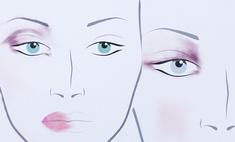 Идеальное сочетание: как подобрать тени под цвет глаз