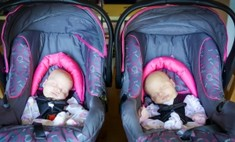 Добраться за 30 минут: младенцам нельзя быть в машине дольше