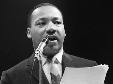 Мартина Лютера Кинга застрелили в 1968 году