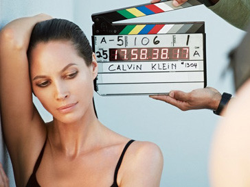 Кристи Тарлингтон (Christy Turlington) возобновила сотрудничество с Calvin Klein Underwear