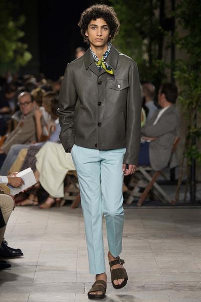 Неделя мужской моды в Париже: лучшие показы | галерея [8] фото [16]