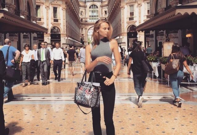 Знай наших: модель из Оренбурга открыла неделю моды в Италии