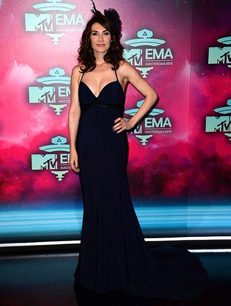 Карис ван Хаутен на MTV EMA 2013