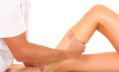 Восстановление лимфотока с помощью лимфодренажного массажа