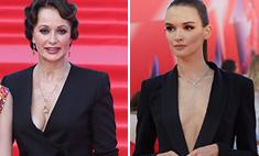 ММКФ-2016: Ольга Кабо повторила образ Паулины Андреевой