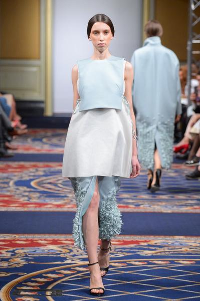 Показ осенне-зимней коллекции Ruban на Mercedes-Benz Fashion Week RussiaПоказ осенне-зимней коллекции Ruban на Mercedes-Benz Fashion Week Russia   галерея [2] фото [15]