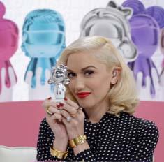 Гвен Стефани создала коллекцию парфюмов
