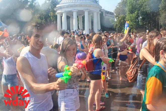 Пермь: Мокрое побоище