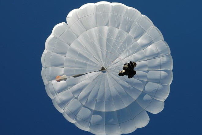 Прыжок с парашютом – это незабываемо!