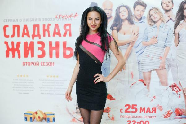 Кристина Шикурова, участница конкурса «Мисс Приморье-2015»