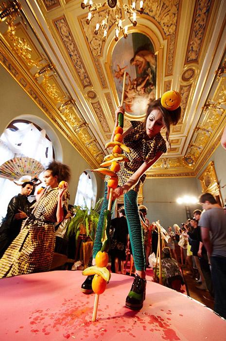 Aurora Fashion Week программа билеты расписание фото