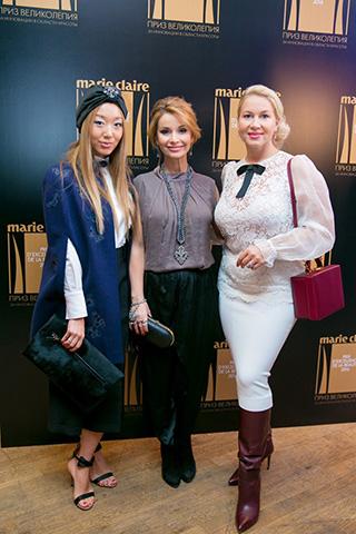 Евгения Ким, Ольга Орлова, Екатерина Одинцова