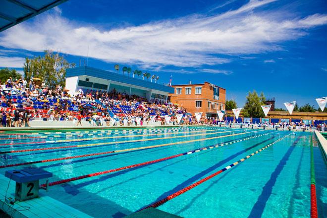 Спортивно-плавательный комплекс «Искра»