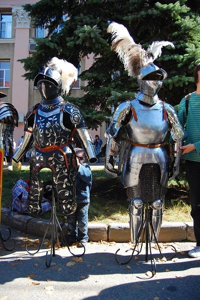 Ставрополь, День города 2014, театр мод