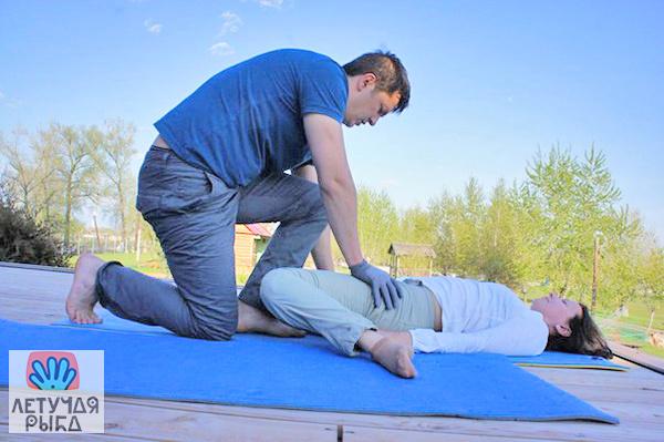 тайский массаж, мнуши