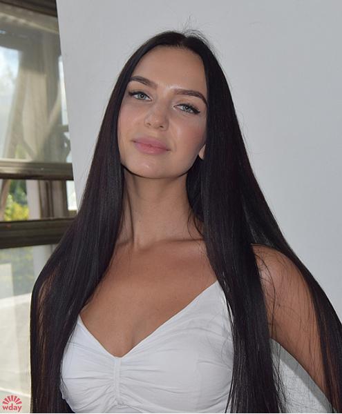 "Кристина Ефремова, участница кастинга на конкурс ""Краса России - 2016"", фото"
