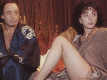 Кадр из фильма «Мастер и Маргарита»