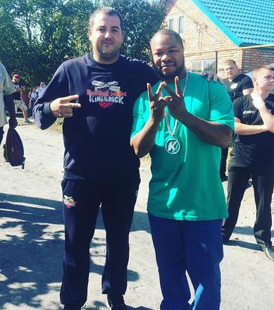 Известный рэпер Xzibit прилетел в Ростовскую область