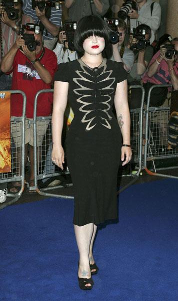 Келли Осборн, 2005 год
