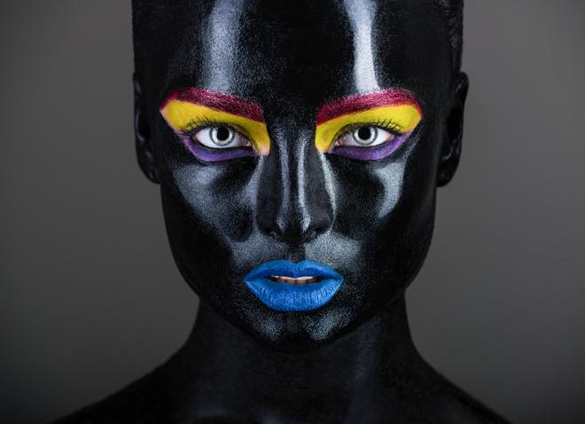 маска для лица из угля
