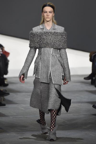 Неделя моды в Нью-Йорке: 18 февраля   галерея [3] фото [5]