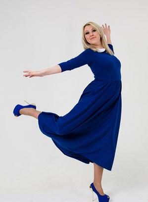 самые красивые блондинки Самары Ольга Беляева