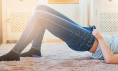 Узкие джинсы вредны для женского здоровья